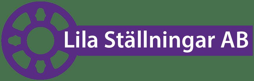 Lila Ställningar AB